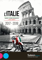Ouvrir la brochure flash Italie 2017
